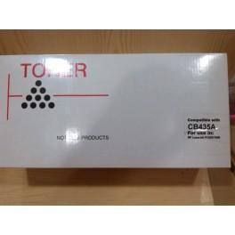 TONER HP 35A CB435A NEGRO 1500 PÁGINAS  P1005/ P1006 COMPATIBLE
