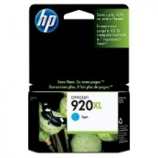 CARTUCHO TINTA HP 920XL CD972AE CIAN 6ML 6500 - Inside-Pc
