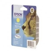 CARTUCHO TINTA EPSON T0714 AMARILLO 7ML - Inside-Pc