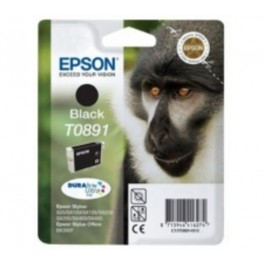 CARTUCHO ORIG EPSON T0891 NEGRO - Inside-Pc