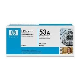 TONER HP 53A Q7553A NEGRO 3000 PÁGINAS P2015/ P2016/ M2727MFP - Inside-Pc