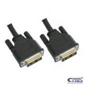 CABLE DVI SINGLE LINK 18+1, M-M, 1.8 M - Inside-Pc