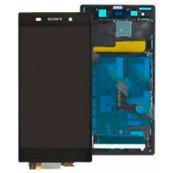 Pantalla Táctil + LCD Sony Xperia Z1 C6902/C6903/C6906 Negro - Inside-Pc