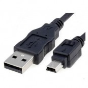 CABLE USB A/M-MINI 5PIN/M USB 2.0 0.5M - Inside-Pc