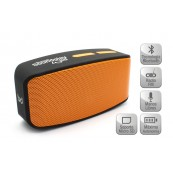 Altavoz SoundPlay Wild Bluetooth Naranja Biwond - Inside-Pc