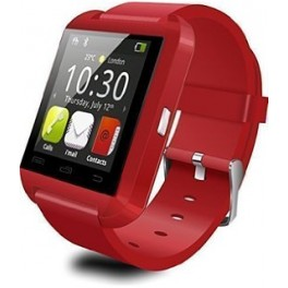 SmartWatch U8 Bluetooth Rojo - Inside-Pc