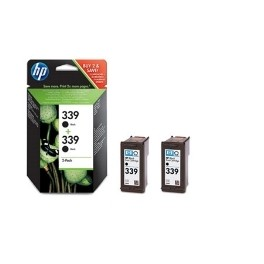 MULTIPACK TINTA HP 339 C9504EE NEGRO 5740 - 8450 - 2710 - 7410 - Inside-Pc