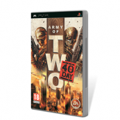 JUEGO PSP ARMY OF TWO THE 40TH DAY SEMINUEVO - Inside-Pc