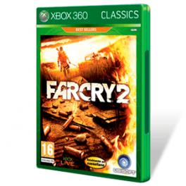 XBOX JUEGO X360 - FAR CRY 2 FARCRY2 CLASSICS SEMINUEVO - Inside-Pc