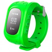Reloj Smartwatch Security GPS Kids G36 Verde - Inside-Pc