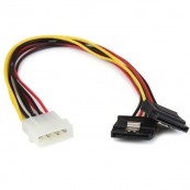 STARTECH ADAPTADOR CABLE 30CM DIVISOR MOLEX 4 PINES - Inside-Pc