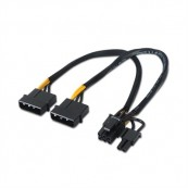 "CABLE ADAPTADOR TARJETA GRAFICA 2X5.25"" M - PCI - Inside-Pc"