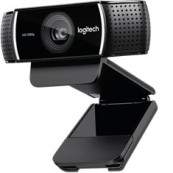 WEBCAM LOGITECH C922 PRO STREAM FULL HD 30FPS + TRÍPODE - Inside-Pc
