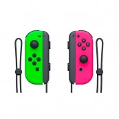 GAMEPAD ORIGINAL NINTENDO SWITCH JOY-CON VERDE/ROSA - Inside-Pc