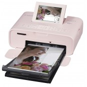 IMPRESORA CANON CP1300 SUBLIMACIÓN COLOR PHOTO SELPHY 300X300PPP - WIFI - USB - ROSA - Inside-Pc