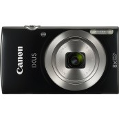"CAMARA DIGITAL CANON IXUS 185 HS NEGRA 20MP ZOOM 16X - ZO8X - 2.7"" BATERÍA LITIO - Inside-Pc"