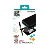 KIT ACCESORIOS NINTENDO 2DS XL - Inside-Pc