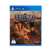 JUEGO SONY PLAYSTATION PS4 RAILWAY EMPIRE - Inside-Pc