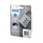 CARTUCHO ORIGINAL EPSON 35 DURABRITE CIAN - Inside-Pc