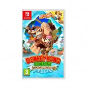 JUEGO NINTENDO SWITCH DONKEY KONG TROPICAL FREEZE - Inside-Pc