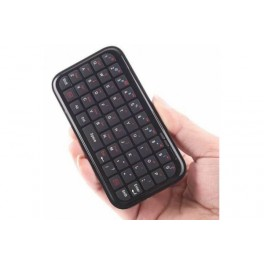 Mini Teclado L-LINK Bluetooth IPHONE / IPAD / TABLET / SMARTPHONE / Smart TV / PS3 BT / USB LL-AT-2 - Inside-Pc