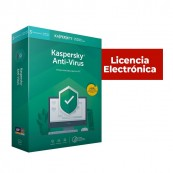 ANTIVIRUS ESD KASPERSKY 3 Users 2 Year Renewal Electronic License - Inside-Pc