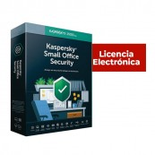 ANTIVIRUS ESD KASPERSKY SMALL OFFICE RENOVACIÓN 1 SERVIDOR + 10 PUESTOS - Inside-Pc