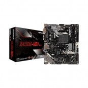 PLACA BASE ASROCK AMD AM4 B450M HDV R4.0 DDR4 - USB3.1 - HDMI DVI-D - Inside-Pc
