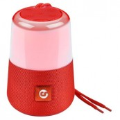 Altavoz Bluetooth Party 5W Rojo COOLSOUND - Inside-Pc