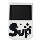 Consola Portatil SUP Game Box 400 Juegos Blanco - Inside-Pc