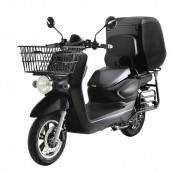 Moto Eléctrica SUNRA Cagoo Matriculable 3000W - 20AH Negra  - Inside-Pc