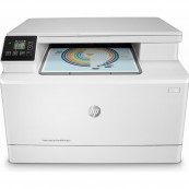 Impresora Multifunción Laser Color HP LaserJet PRO M182N - 16PPM - USB - RED - EPRINT - AIRPRINT - Inside-Pc