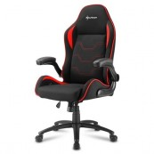 SILLA GAMER SHARKOON ELBRUS 1 ROJA - Inside-Pc