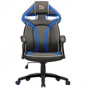 Silla Gaming MUVIP GM300 Azul - Inside-Pc