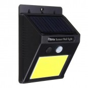 Lampara LED Exterior Solar PIR - Inside-Pc