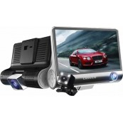 "Kit Camara para Vehiculo - DETECCION ACCIDENTES - VIGILANCIA - 4"" CAMVIEW - Inside-Pc"