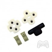 Repuesto PlayStation 3 Rubber Gomas Joystick Mando PS3 5 piezas - Inside-Pc