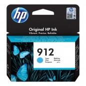 CARTUCHO TINTA HP 912 CIAN 3YL77AE - Inside-Pc