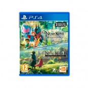 JUEGO SONY PS4 NI NO KUNI 1 + 2 COMPILATION - Inside-Pc