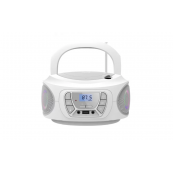 Radio-CD USB BOOM-ONE-B Fonestar Blanco - Inside-Pc