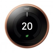 TERMOSTATO GOOGLE NEST LEARNING 3G T3031EX COBRE - 6 SENSORES - Inside-Pc