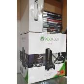 Pack Consola Xbox 360 500GB + Gamepad Inalambrico + 115 JUEGOS - Inside-Pc
