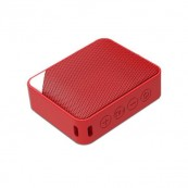 Altavoz Bluetooth XO F16 IPX7 Rojo - Inside-Pc