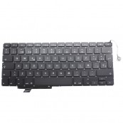 Repuesto Apple. Teclado Apple MacBook A1297 Negro - Inside-Pc