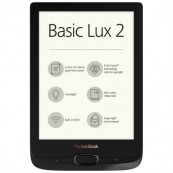 "LECTOR E-BOOK LIBRO ELECTRONICO POCKETBOOK BASIC LUX 2 - 6"" - WIFI - E-INK - 256MB - 8GB NEGRO - Inside-Pc"