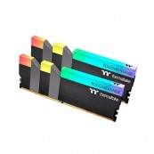 RAM Memory DDR4 16GB 2X8GB PC-3600 THERMALTAKE TOUGHRAM Black - RGB - CL18 - 1.35V - Inside-Pc