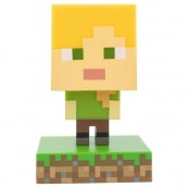 LAMPARA MESA PALADONE ICON MINECRAFT ALEX - Inside-Pc