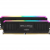 RAM Memory DDR4 16GB 2X8GB CRUCIAL BALLISTIX MAX GAMING - UDIMM - 4000MHZ - PC4-3200 - CL18 - RGB - Inside-Pc