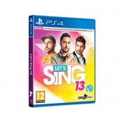 JUEGO SONY PLAYSTATION PS4 LETS SING 13 - Inside-Pc