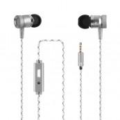 Auriculares con Micrófono G63 Plata - Inside-Pc